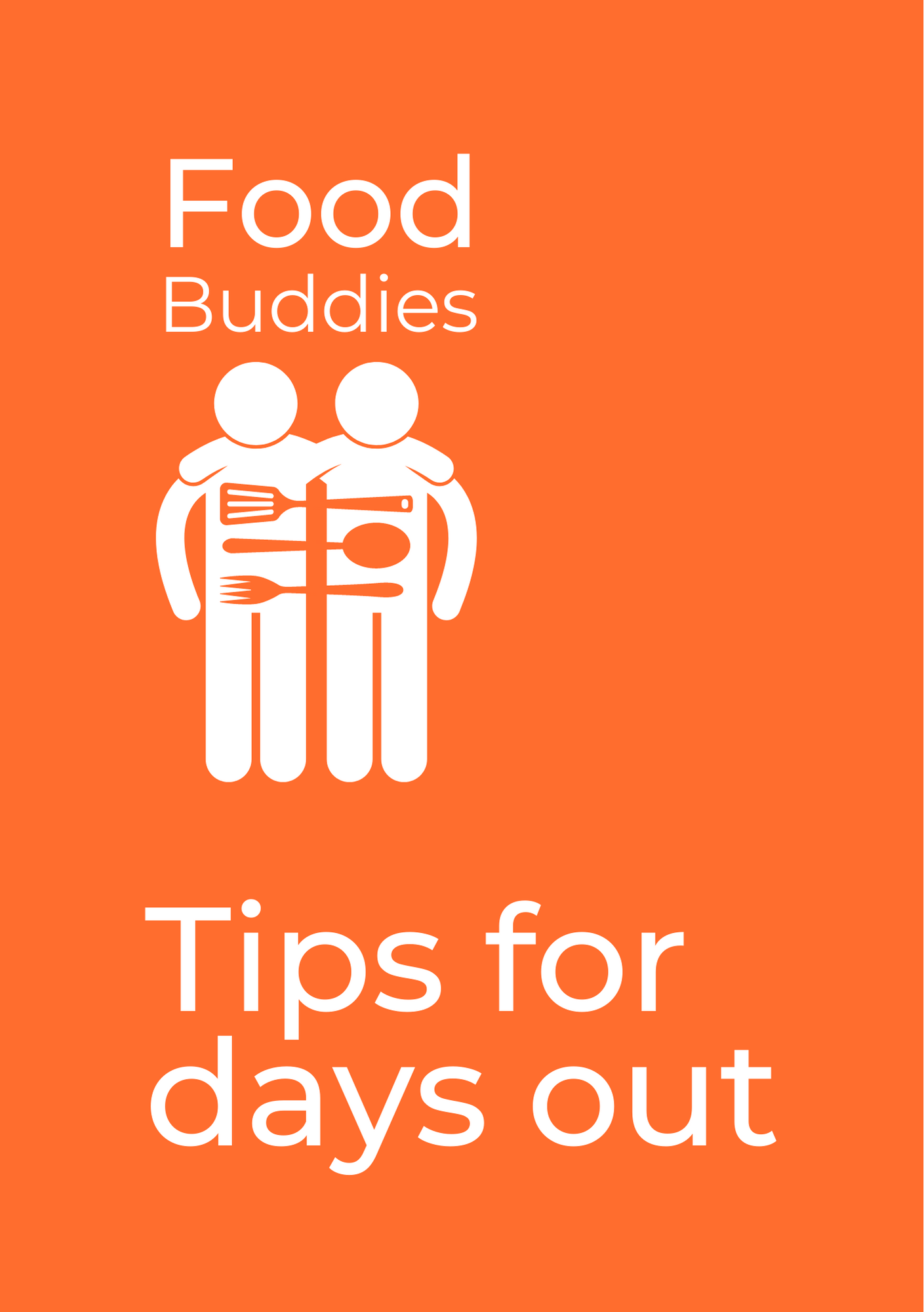 Food Buddies - Tips for days out